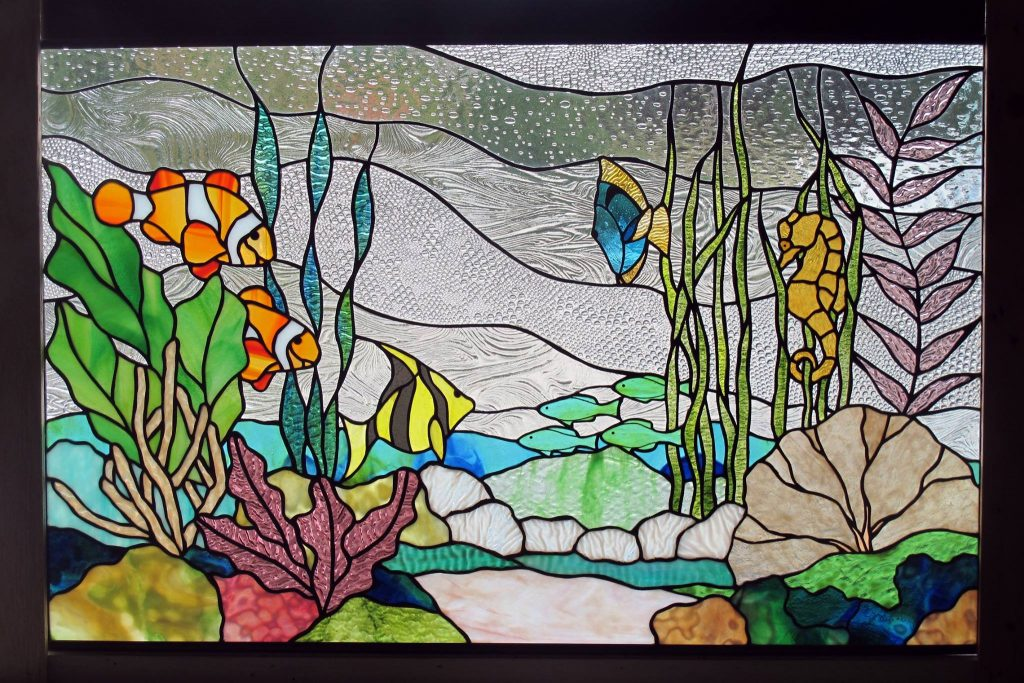Stained Glass Projects From Bosgraaf Studio 83877beec