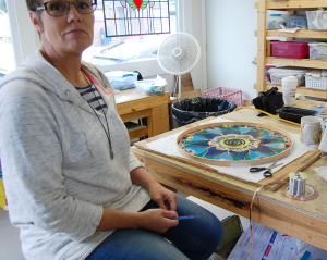 Stained Glass Classes & Studio Hours
