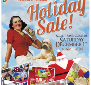 3rd Annual Holiday Art Sale