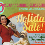 Holiday Sale & Hot Chocolate Party! December 2, 2017